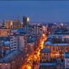 Центр Воронежа с высоты